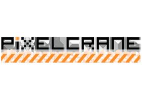 Pixelcrane