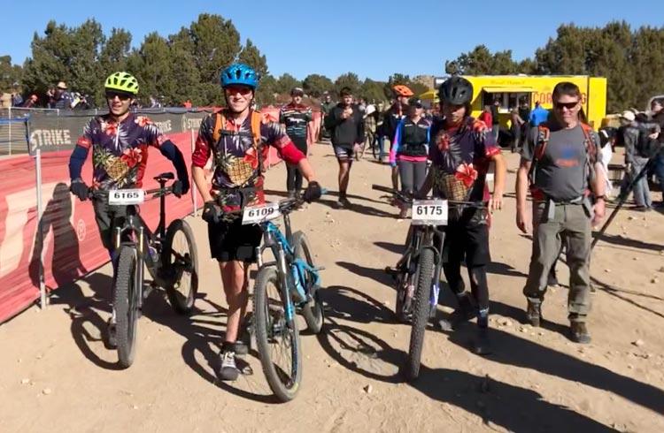 Junior Boys - Utah HS MTB